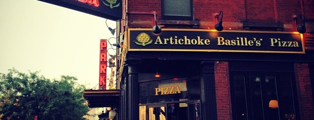 Artichoke Basille's Pizza & Bar is one of Favorite Food.