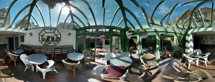 The Pineapple is one of London's Best Beer Gardens.