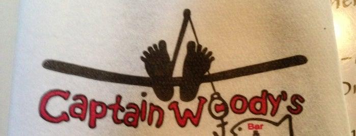 Captain Woodys is one of Beaufort, SC - Restaurants.