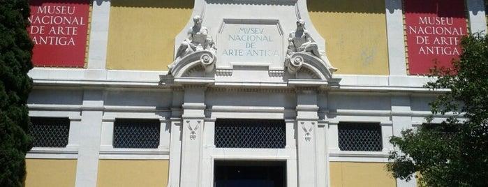 Museu Nacional de Arte Antiga is one of Albreht Durer.