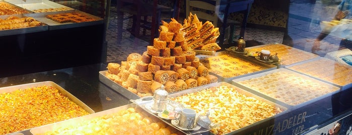 OSMANLIZADELER is one of The 15 Best Places for a Baklava in Istanbul.