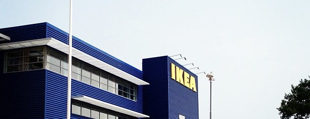 IKEA is one of What I want to do in Stockholm.