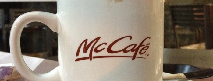 McDonald's / McCafé is one of BALI....
