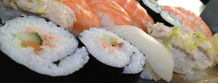 Zen Sushi is one of 20 favorite restaurants.