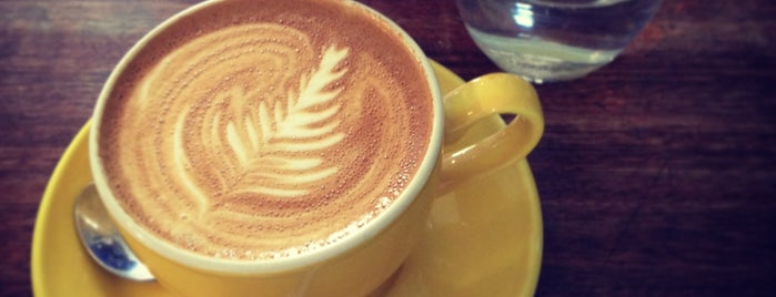 Birdhouse is one of London's Best Coffee.
