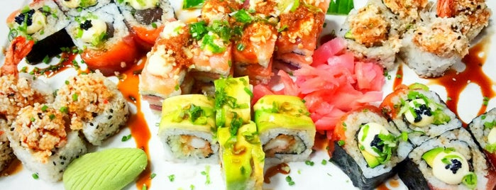 Nuri Sushi Factory is one of To visit: Food.