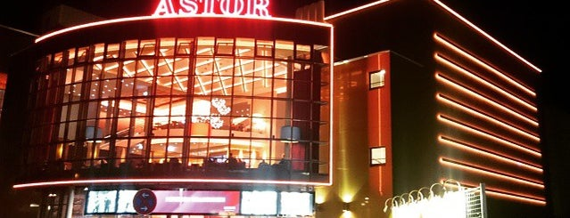 ASTOR Grand Cinema is one of Hannover.