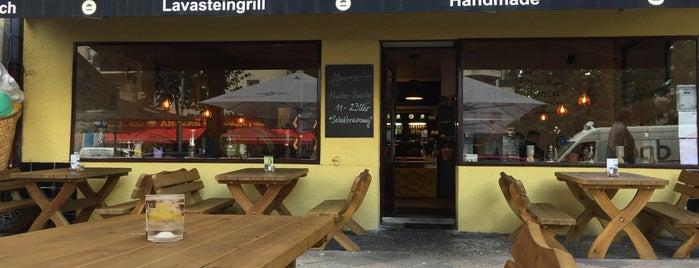 Honig & Senf - Burger Grill is one of Berlino.