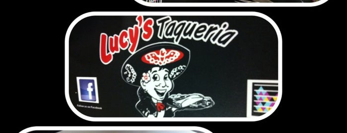 Lucy's Taqueria is one of Hawaii 2016.
