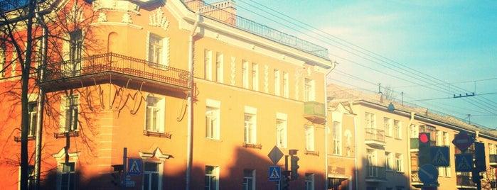 Сбербанк is one of ЖК Северная Долина.