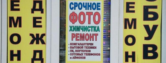 Ателье, ремонт, химчистка is one of ЖК Северная Долина.