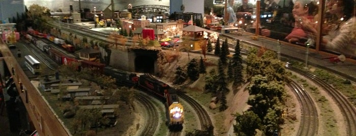 San Diego Model Railroad Museum is one of San Diego.