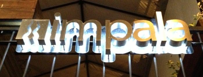 IMPALA is one of PuroBar.