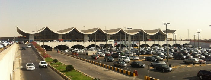 King Abdulaziz International Airport (JED) is one of shakira.