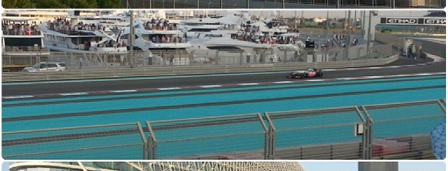 Yas Marina Bay is one of Best places in Dubai, United Arab Emirates.