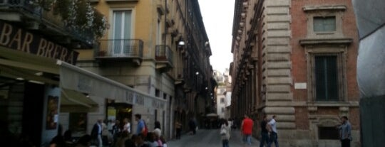 Brera is one of Best places in Milan.