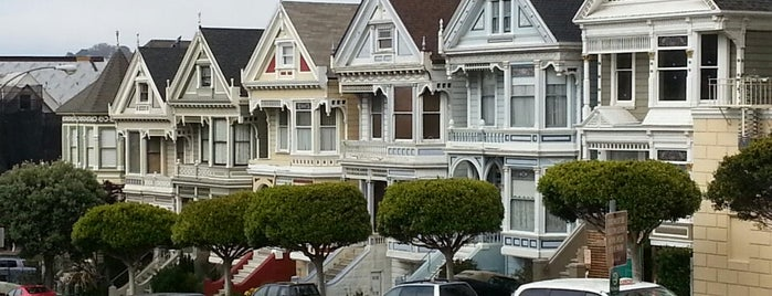 Painted Ladies is one of San Francisco.