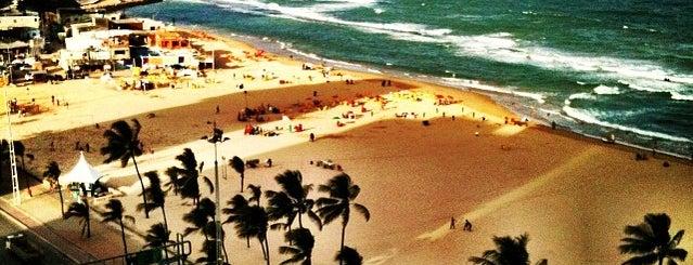 Praia do Pina is one of Prefeitura.