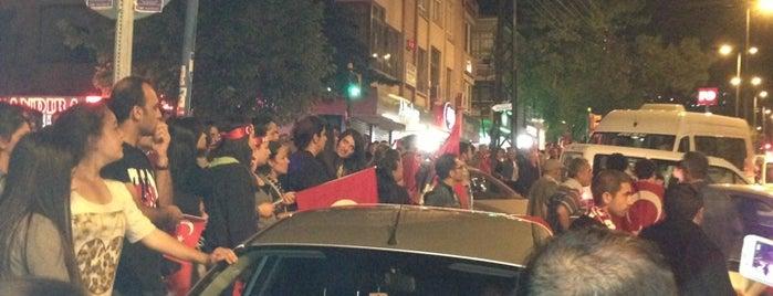 Dikmen Caddesi is one of En iyileri.