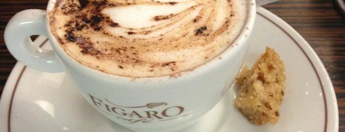 Figaro Café is one of Breakfast.