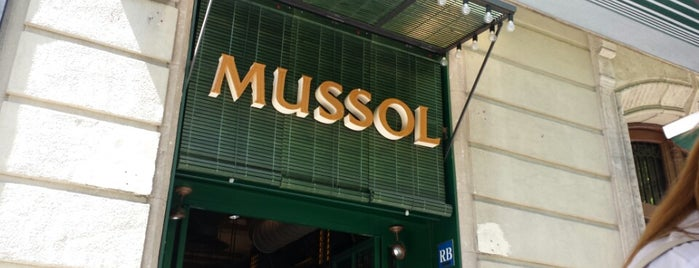 Mussol is one of comer.
