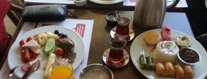 Cumhuriyet Lezzet Dünyası is one of Cafe-restorant-bistro.