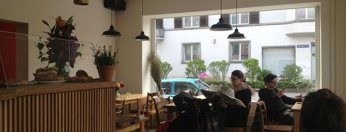 Café du Bonheur is one of Eat in Zurich.