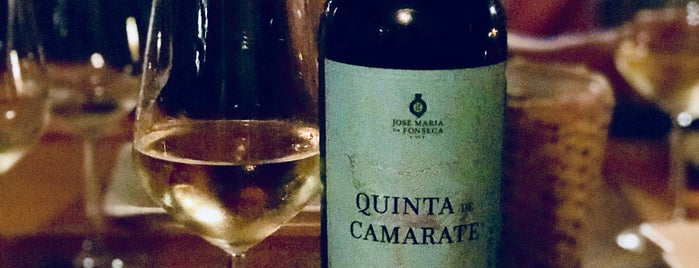 By the Wine - José Maria da Fonseca is one of LISBON THINGS TO DO.