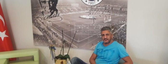 Fenerbahçe Spor Kulübü is one of themaraton.