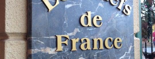 Chefs de France is one of Walt Disney World - Epcot.