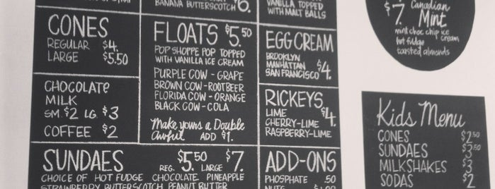 Glenburn Soda Fountain & Confectionery is one of Vancouver to do list.