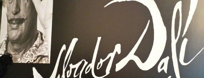 CCBB - Salvador Dali is one of Estive em:.