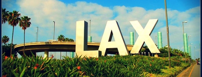 Aeroporto Internacional de Los Angeles (LAX) is one of Free WiFi Airports.