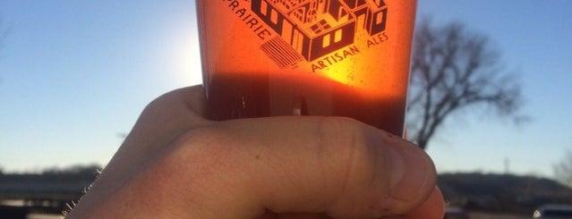 Prairie Artisan Ales is one of Beer / RateBeer's Top 100 Brewers [2015].