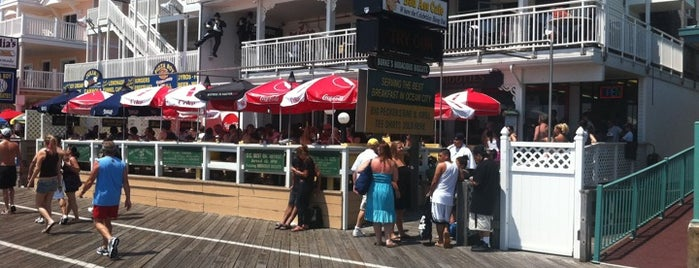 Ocean City Maryland Food Challenges