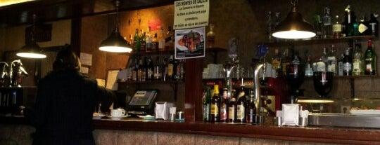 Los Montes de Galicia is one of Restaurantes por descubrir.