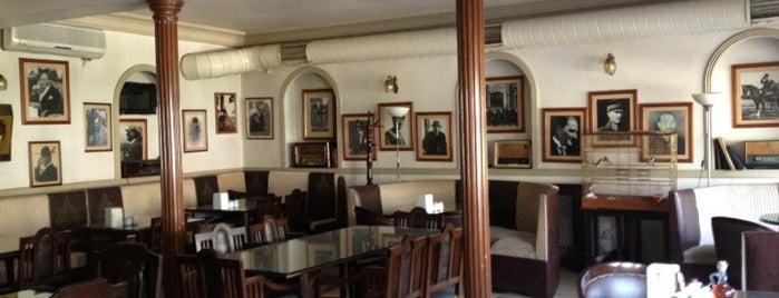 Tarihi Haliç İşkembecisi is one of Sıra dışı yeme içme mekânları.