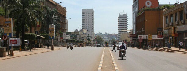 Kampala is one of Capital Cities of the World.