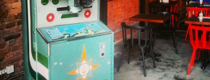 Музей советских игровых автоматов is one of Интересное в Питере.