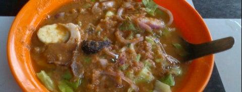 Laksa Buyung, Bukit Gantang is one of Makan @ Utara #12.
