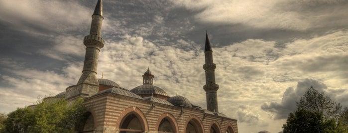 Eski Camii is one of Edirne Rehberi.