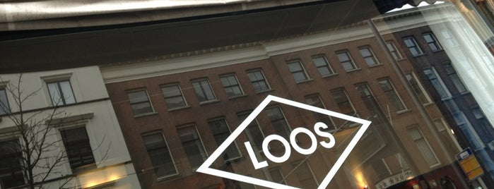 Loos is one of Rotterdam.