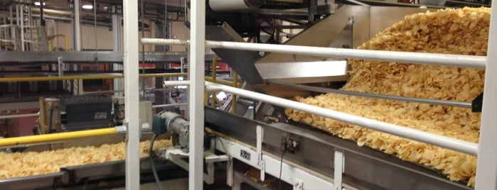 Utz Chip Factory is one of Pennsylvania Food.