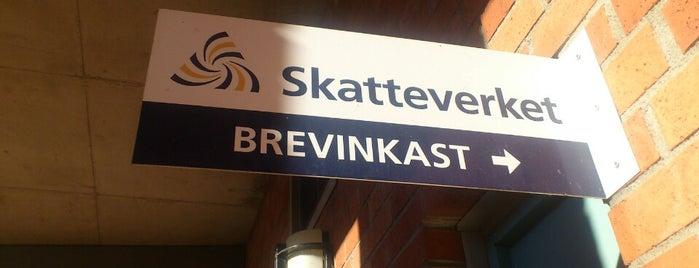 Skatteverket Västerås is one of vanliga ställen.