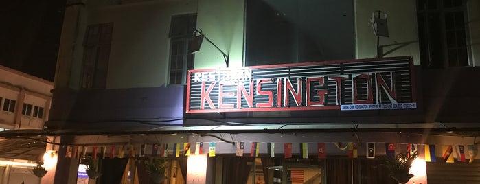 Kensington is one of Seremban Best Foods.