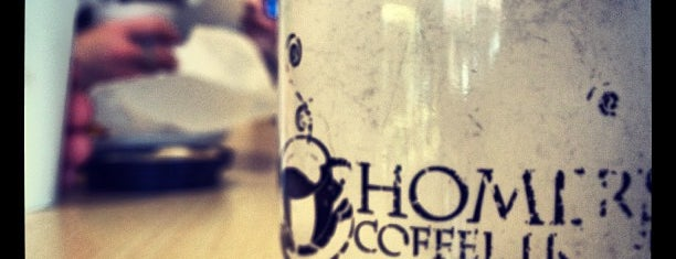 Homer's Coffeehouse is one of Awesome places!.