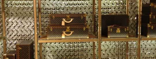 Louis Vuitton is one of Rome.