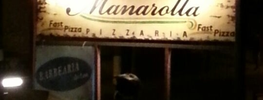 Manarolla Pizzaria is one of Top 10 favorites places in Petrópolis, Brasil.