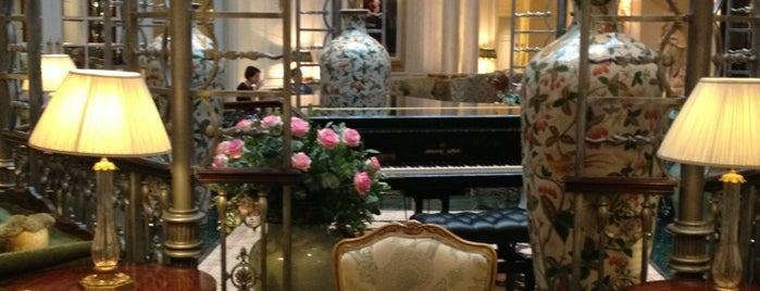 The Savoy Hotel is one of I Want Somewhere: Hotels & Resorts.