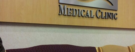 Lakeshore Medical Clinic is one of places i frequent.